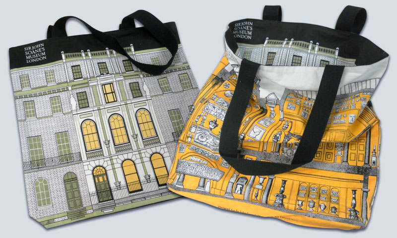 Reversible Pepper Bag
