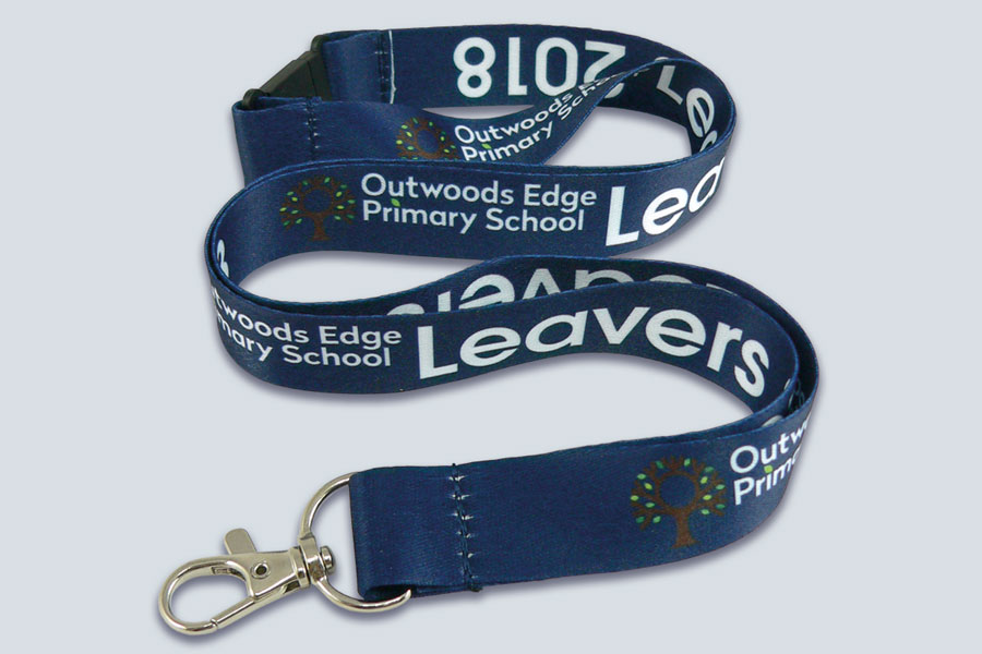 Back to school promotional products for students - Lanyards