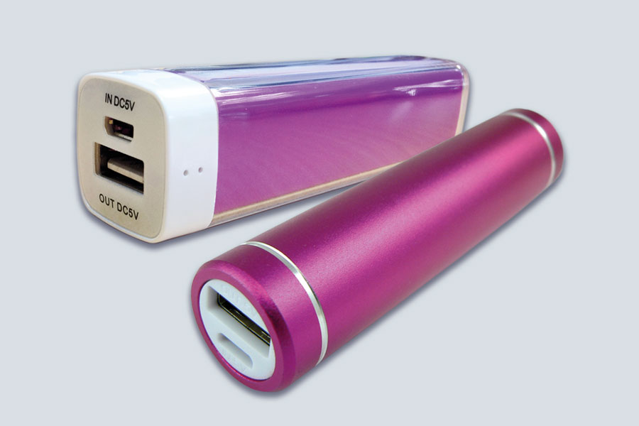 Back to school promotional products for students - Powerbanks